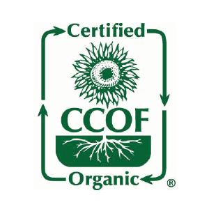CCOF Certified
